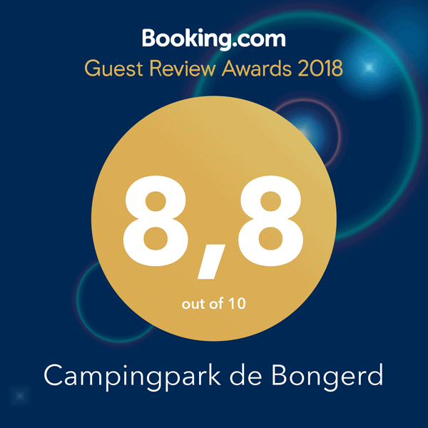 Booking.com Award de Bongerd
