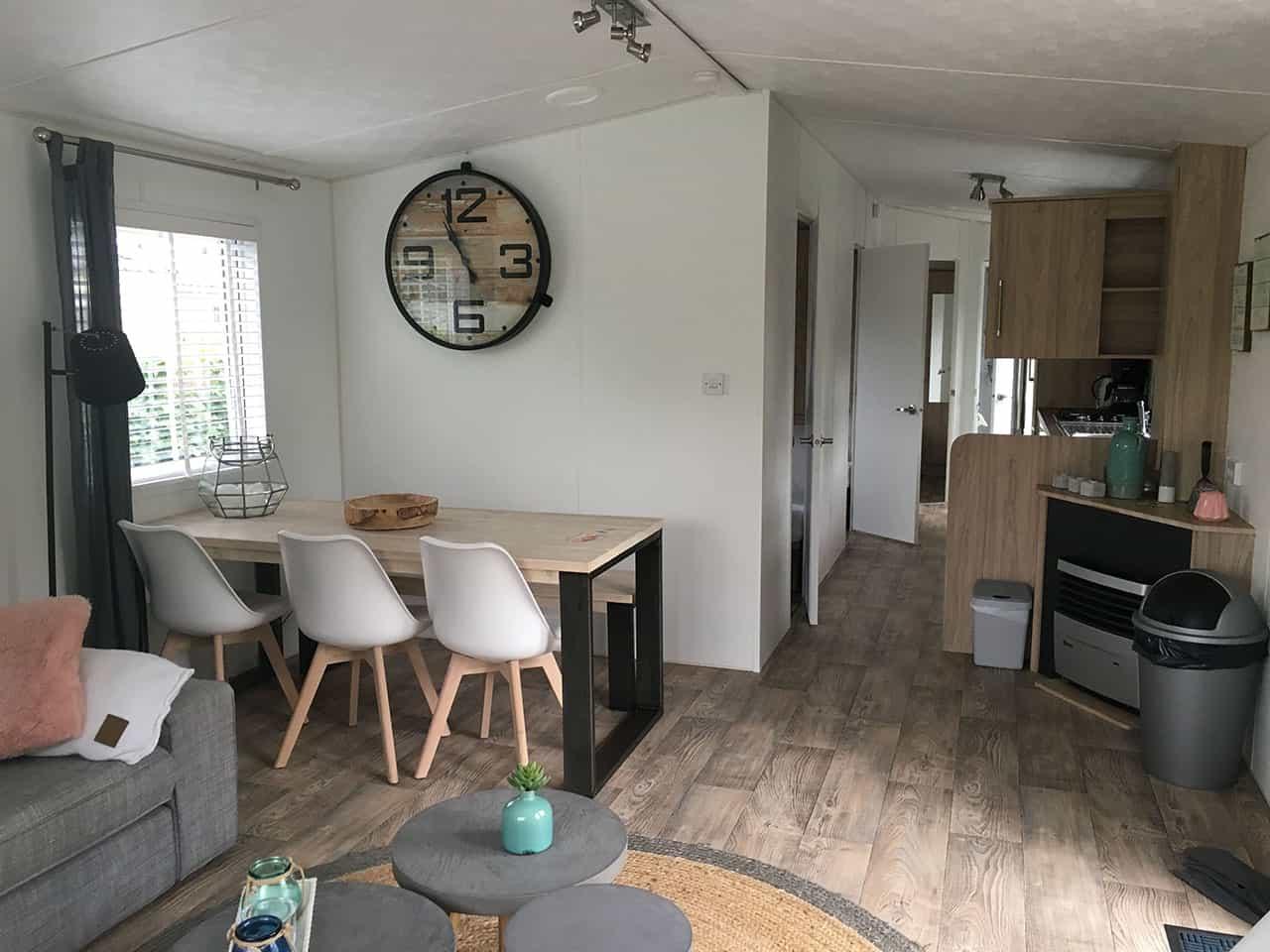 XL Luxe Lodge eettafel keuken