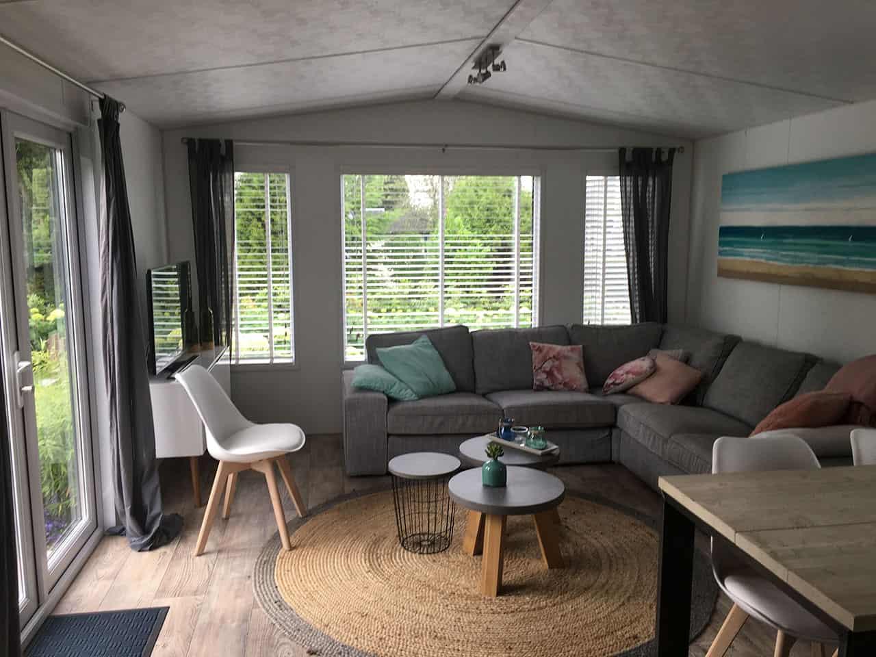 XL Luxe Lodge zithoek