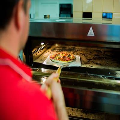 De Pizzaboom